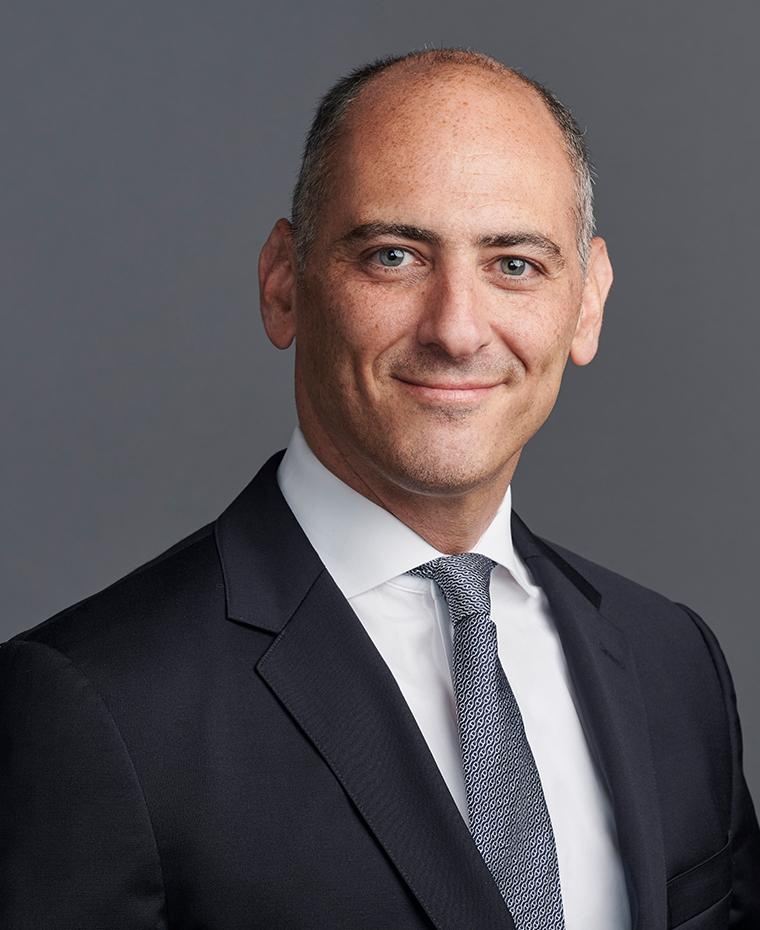 David Cohen, Managing Director, Real Estate