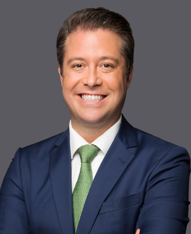 Stuart Mercier, Managing Director, Real Estate