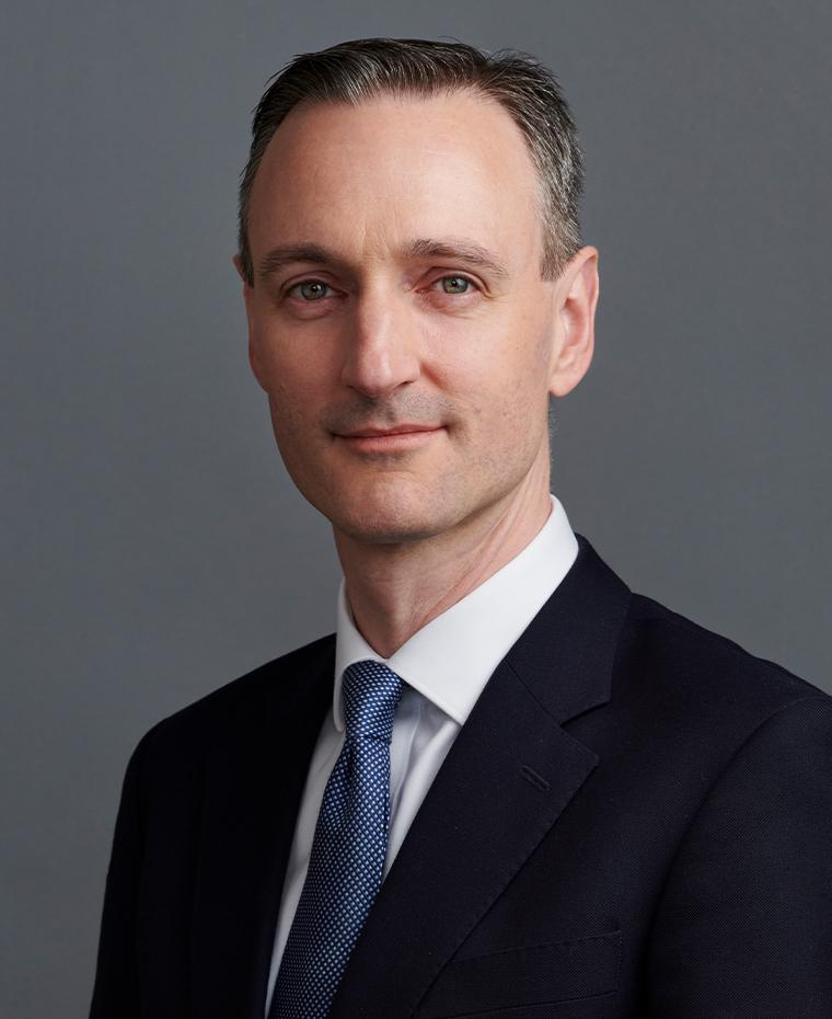 Ian Simes, Managing Director, Infra