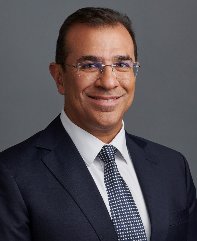 Niel Thassim, Managing Director, Private Funds