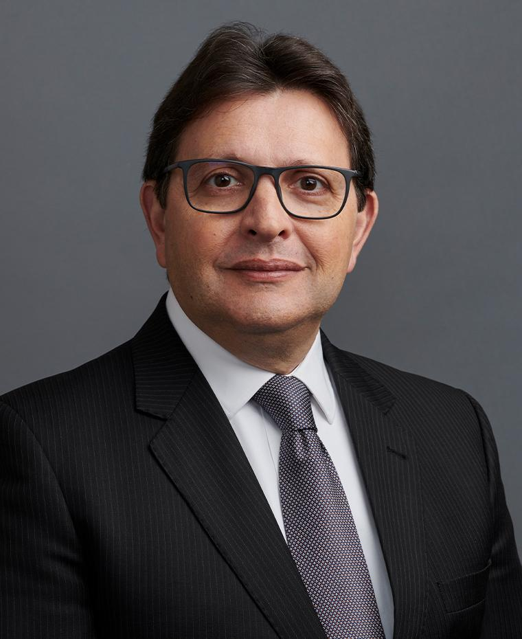 Roberto Perroni, Managing Partner, Real Estate