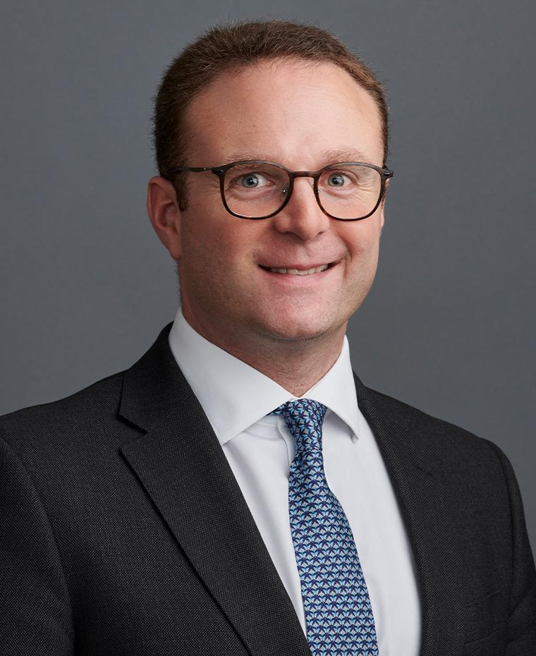 Julian Schiller, Managing Director, Private Funds