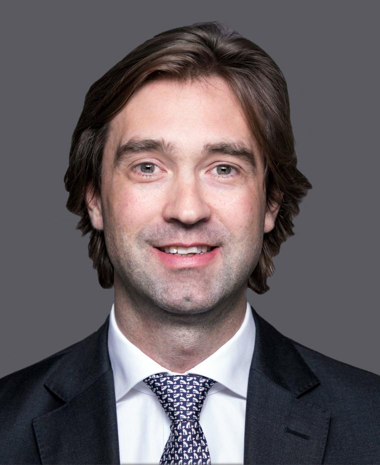 Nicolas Britten-Jones, Managing Director, Real Estate