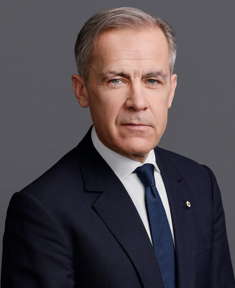 Mark Carney, Vice Chair, Corporate