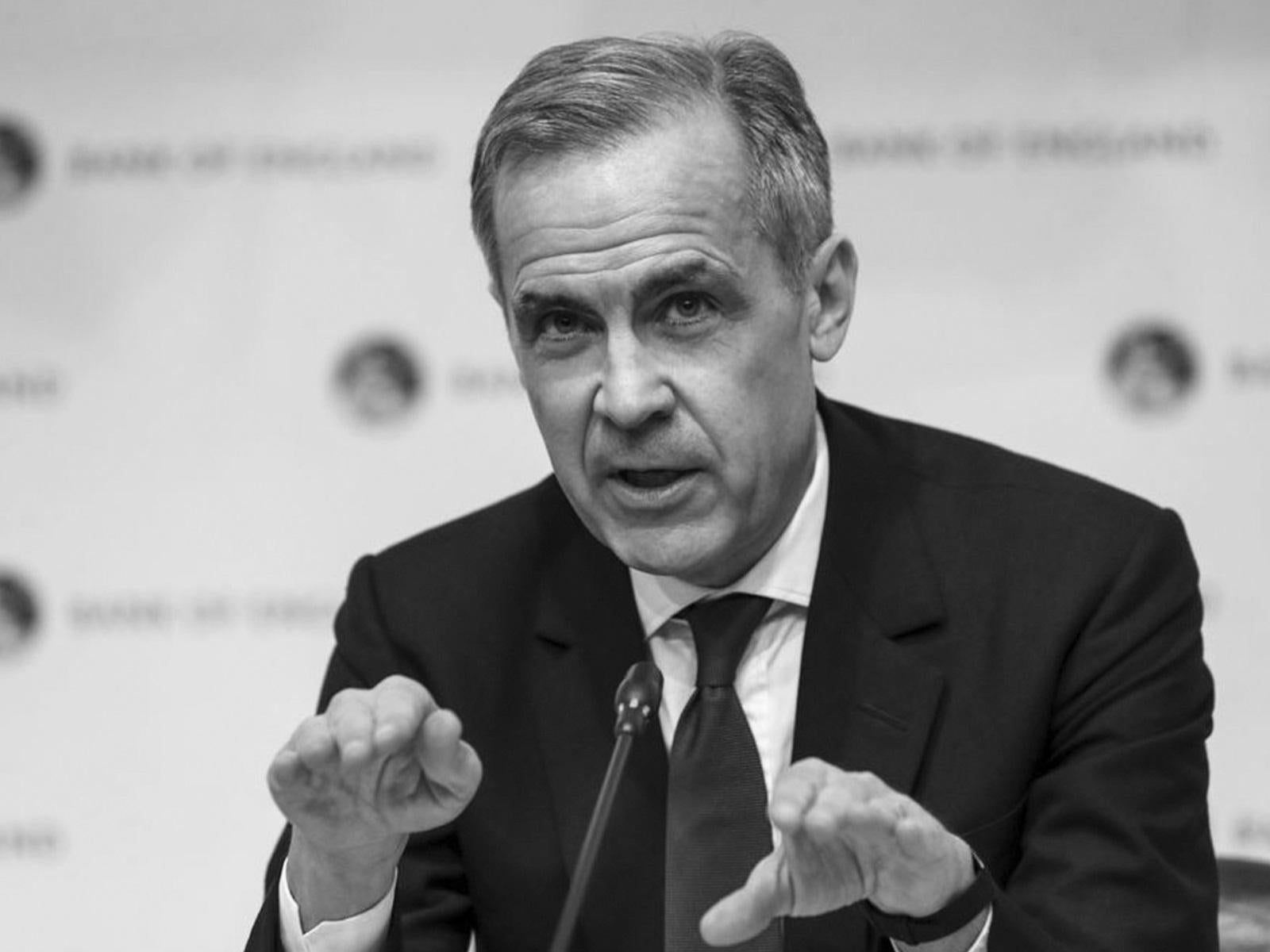 Mark Carney joins Brookfield